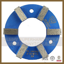 Metal Floor Pad Grinding Pads for Concrete