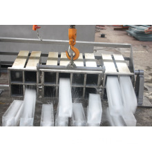 Industrial Ice Refrigeration Automatic Process Ice Block Machine (1T~100T)