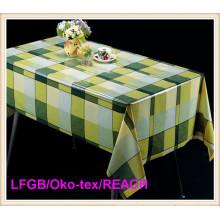 PVC Castor Table Cloth