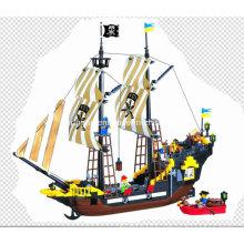 Pirates Series Designer Corsair Adventure 590PCS Block Toys