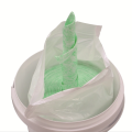 Canister Packing Textured Wipes for Daily Cleaning