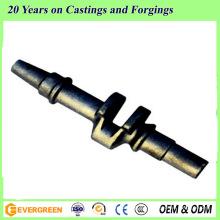 Piezas de forja de acero al carbono para camiones
