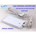 YH-8009U 90W Adaptateur universel Slim Alimentation pour ordinateur portable Alimentation en courant continu