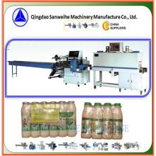 Swf590 Pequeñas botellas automático Shrink Wrapping Machine