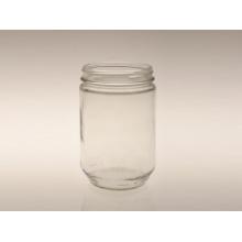 Frascos de armazenamento de alimentos de vidro para mel