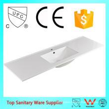 china manufacturer ceramic cabinet wash hand basin