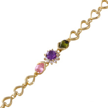 Bracelet Xuping Fashion 14k Gold Color