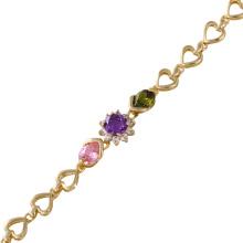 Xuping Fashion 14k Gold Color Bracelet