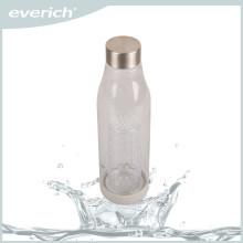 Botella plástica respetuosa del medio ambiente del infuser del té tritan caliente de la venta