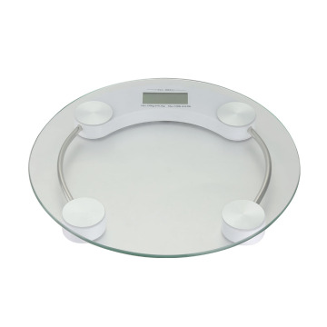 High Quality Round Hotel Bathroom Body Scale