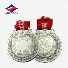 Medalla de aleación de zinc de exquisita coincidencia nacional