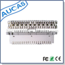 LSA disconnection module krone rj45 connector for telecom distribution box