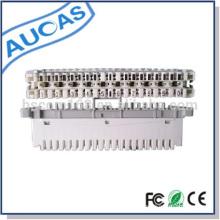 Módulo de desconexão LSA conector krone rj45 para caixa de distribuição de telecomunicações