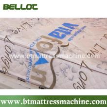 Matratze PVC oder PE-Folie gedruckt