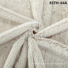 PV Plush/ Polyboa / Tricot Velboa / Warp Knit Boa Esth-64A
