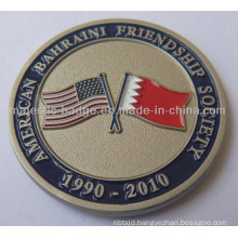 Customized Soft Enamel Flag Coin