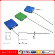 Jc-CS007 Aluminiumlegierungs-Sicherheitskabel-Dichtung