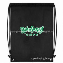 Nonwoven Small Backpack, Customized, Stylish, Eco-friendly, Reusable and Durable
