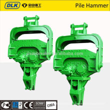 Hydraulic vibro hammer fits to 20~30 ton excavator whit good price