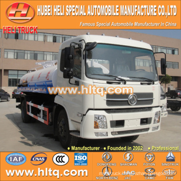 NEW DONGFENG DFL 10000L fecal suction truck 190hp hot sale