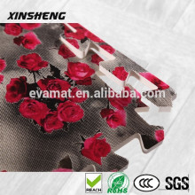 Xinsheng Brand disposable absorbent non-slip bathroom floor mat