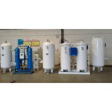 Générateur d'azote sur le site Psa