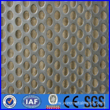 13.9mm Thick Perforated Metal Mesh