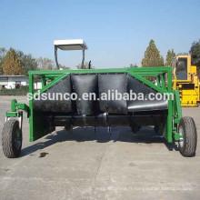 Machine d'engrais organique ZFQ300,3000mm, machine de compost