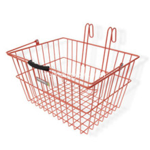 Bicycle Wicker Rack Basket