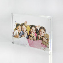 Frame Photo Block Perspex Murah