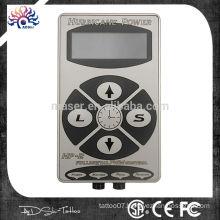 Fashion design Hurrican-3 digital touch screen tattoo power supply