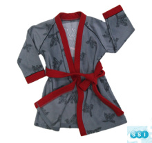 Cute Child Coral Fleece Bathrobe Soft Pajamas