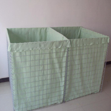 HD Galvanized Hesco Barrier Gabion