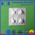 Comprimés de chlore d'eau potable de volaille