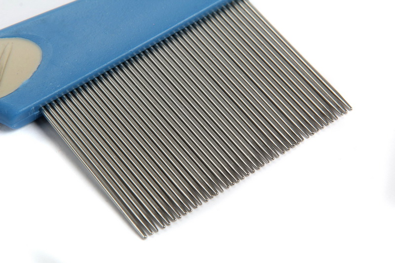 Metal Pet Comb