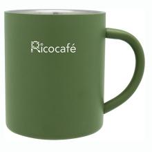 Edelstahl Doppel Wand Kaffeetasse