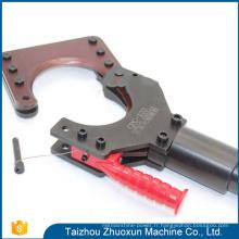 Outil de coupe hydraulique de tête de verrouillage Pc-45 de câble en aluminium d'extracteur de vitesse normale