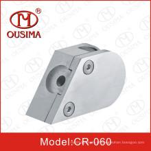 Especial aço inoxidável Steell vidro braçadeira para corrimão tubo (CR-060)