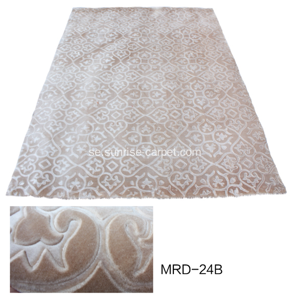 Embossing Mink Carpet Rug