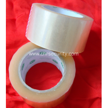 Widely usage soft packaging low noise bopp tape