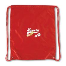 Presente da promoção como Drawstring mochila ginásio esportes saco OS13015