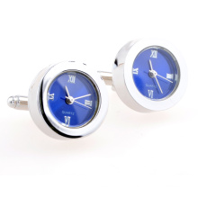 VAGULA Gemelos relógio Metal abotoaduras (HLK35148)