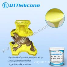 RTV Liquid Mold Making Silicone Rubber/Leading Liquid Silicone Manufacturer