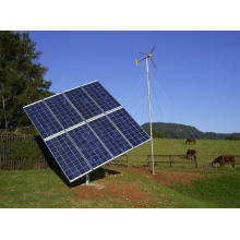 Solar Wind Hybrid Power Systems.