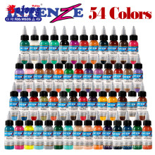 Solong Tattoo Ink Best Selling Products 2018 en EE. UU. Tinta permanente para maquillaje