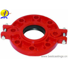 1.6MPa Ductile Iron Grooved Split Flange
