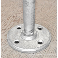 """3/4"""" Malleable Iron Floor Ceiling Flange"""