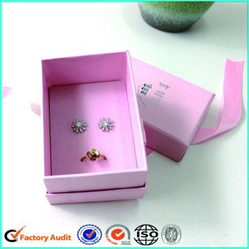 Luxury Jewelry Box Earring Jewelry Boxes