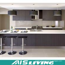 Parede da mobília da cozinha de Austrália que articula armários de cozinha usados (AIS-K714)