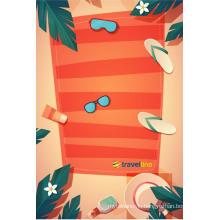 Ultra Soft Quick Dry Microfibre Sport Towel (BC-MT1028)
